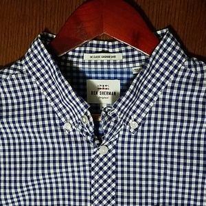 Men's Ben Sherman Original Gingham Shirt XL
